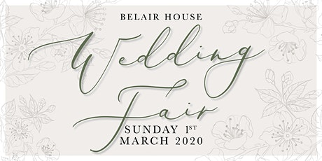 Belair House Spring Wedding Fair tickets
