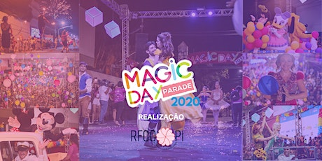 MAGIC DAY TERESINA 2020 ingressos