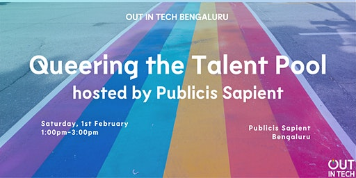 Out in Tech BLR | Queering the Talent Pool