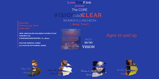 Vision Made Clear: I Was That