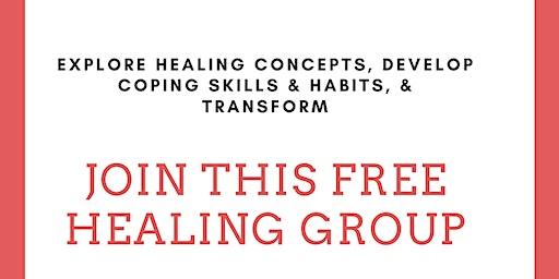"""No More Trauma"" Healing Group"