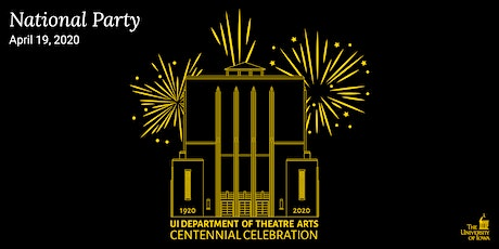 Chicago | UI Theatre Arts Centennial National Party tickets