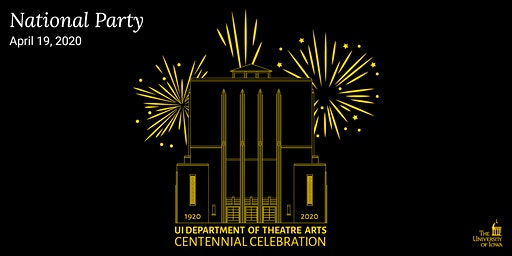 Chicago | UI Theatre Arts Centennial National Party