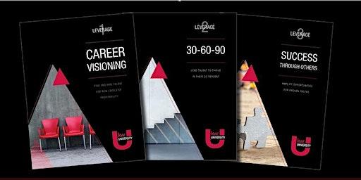 Career Visioning, 30-60-90, Success Through Others - David Brosseau