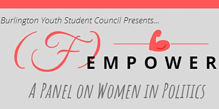 (F)Empower: A panel on women in politics