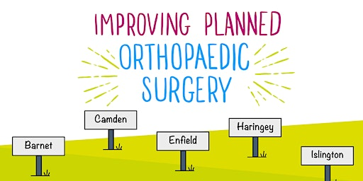 Improving planned orthopaedic surgery for adults in north central London