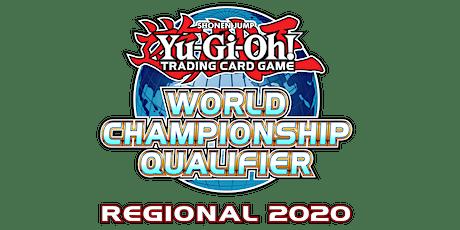 YUGIOH WCQ 2019-2020 Mons - Ligne Claire tickets