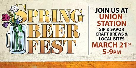 Spring Beer Fest 2020 tickets
