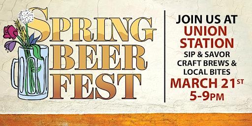 Spring Beer Fest 2020