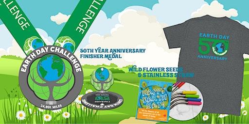 2020 Earth Day 24,901 Run/Walk Challenge - Lewisville