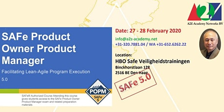 SAFe Product Owner/Product Manager POPM tickets