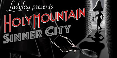 Holy Mountain - Sinner City