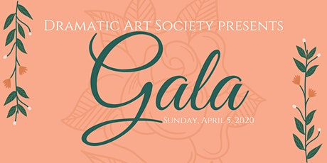 Dramatic Art Society Gala 2020 tickets