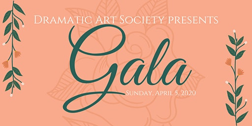 Dramatic Art Society Gala 2020