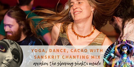 INVERSION HIT: YOGA, DANCE and CACAO with SANSKRIT CHANTING