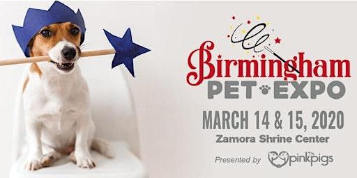 Birmingham Pet Expo // March 14 -15