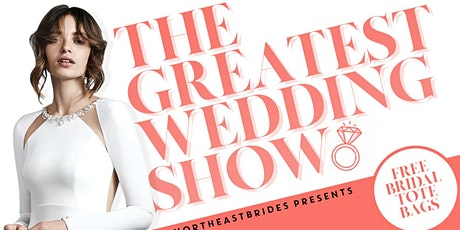 The Greatest Wedding Show // Middlesbrough Wedding Show tickets