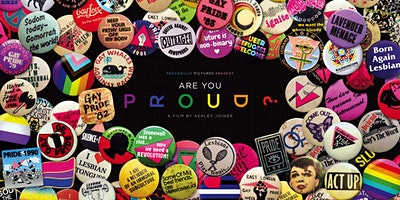 Are You Proud? Film screening and Director Talk: London Met LGBTQIA History Month