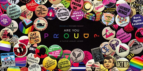 Are You Proud? Film screening and Director Talk: London Met LGBTQIA History Month tickets