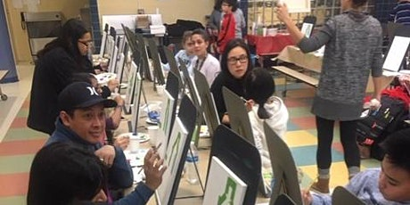 Family Paint Night with Ms. Leibowitz tickets