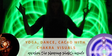 INVERSION HIT: YOGA, DANCE and CACAO with CHAKRA VISUALS tickets