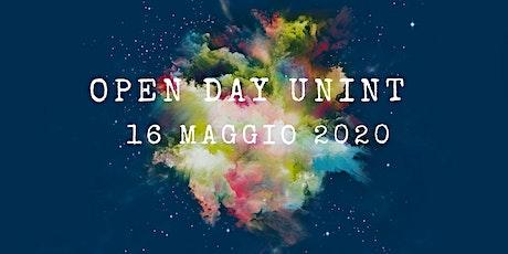 Open Day - 16 maggio 2020 biglietti