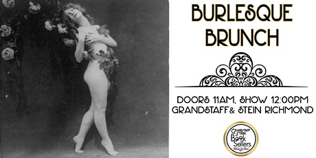 Burlesque Brunch September tickets