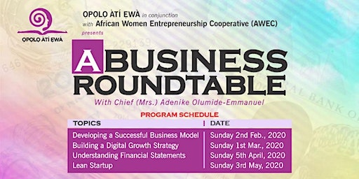 BUSINESS ROUND-TABLE