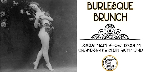 Burlesque Brunch November tickets