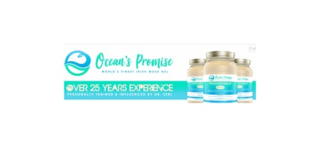 Meet & Eat with David Williams of Ocean's Promise Sea Moss! tickets