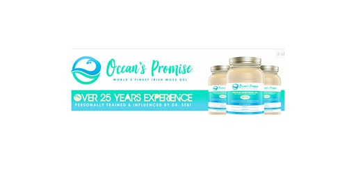 Meet & Eat with David Williams of Ocean's Promise Sea Moss!
