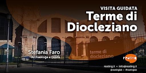 Terme di Diocleziano - Visita Guidata