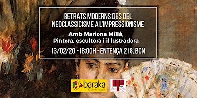 Retrats moderns des del neoclassicisme a l'impressionisme