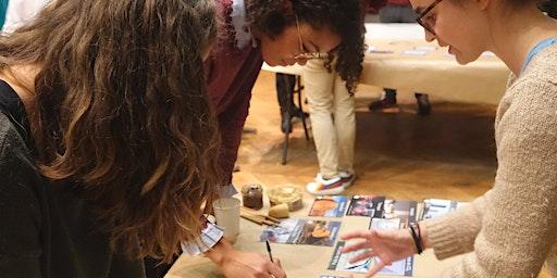 Atelier Fresque du Climat par Réseau Mycélium