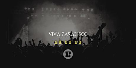 Viva Paradisco : LP Launch tickets