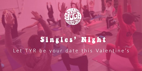 Singles' Night with The Yoga Revolution tickets
