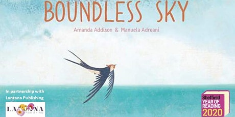 Book Launch - Boundless Sky tickets
