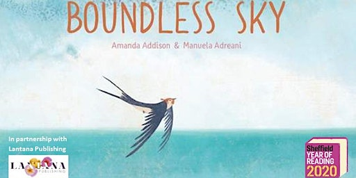 Book Launch - Boundless Sky