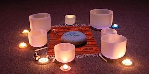 Mindful Meditation and Crystal Bowl Sound Bath