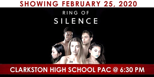Ring of Silence Movie Showing - PG13
