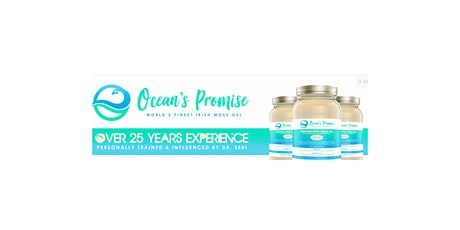 LUNCH & LEARN w/David Williams , Founder of Ocean's Promise Sea Moss tickets