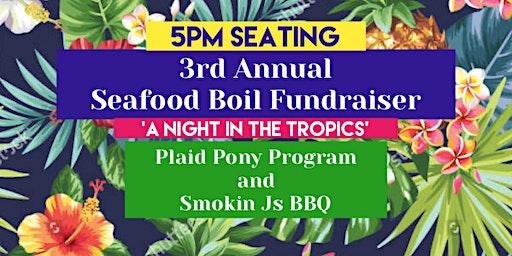 5pm Seafood Boil Fundraiser At Smokin Js BBQ