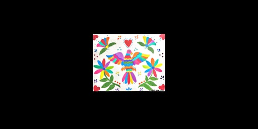 Mexican Otomi Paint Class #3