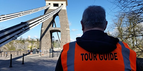 2PM Free Bridge Tour - Winter 2019 - Meet at Clifton Toll Booth tickets