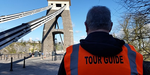 2PM Free Bridge Tour - Winter 2019 - Meet at Clifton Toll Booth