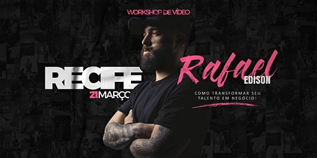 Workshop RECIFE ingressos