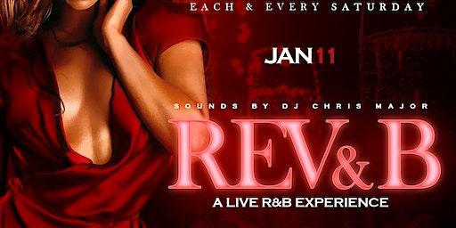 REV&B SATURDAY at #REVNOLA
