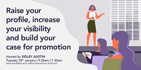 Increase Your Visibility, Raise your Profile & Build Your Case for Promotion tickets