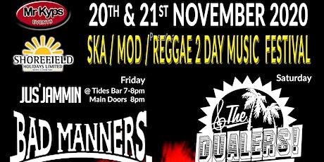 Mr Kyps SKA MOD Reggae Weekender tickets