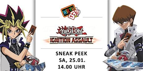 Sneak Peek Ignition Assault Tickets